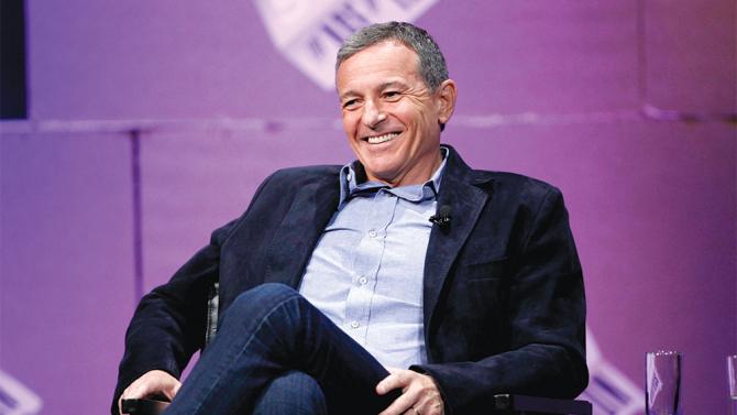 ディズニー社長CEO|ロバート(...